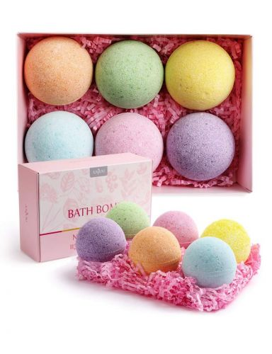 These Bath Bombs Are so Relaxing You Might Just Skip Your Evening Glass of Wine