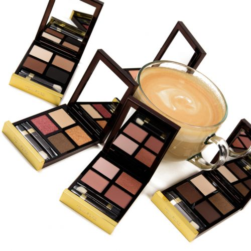Tom Ford Spring 2020 Eye Color Quads Swatches