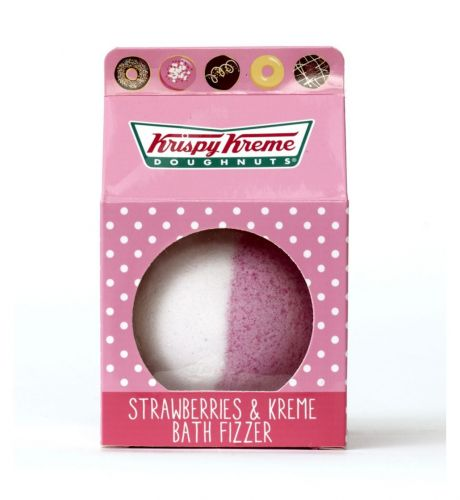 Ever Wanted to Bathe in Your Favourite Krispy Kreme Doughnut? Now You Can