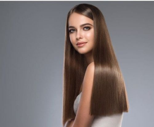 What's the Deal With Hair Glossing?