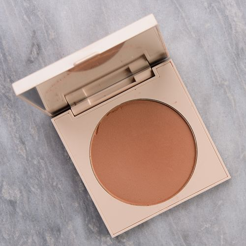 ColourPop Talk to the Palm Pressed Powder Bronzer Review & Swatches