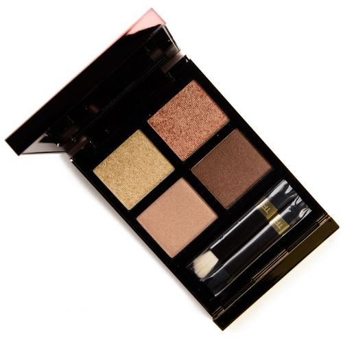 Tom Ford Golden Mink Eye Color Quad Review & Swatches