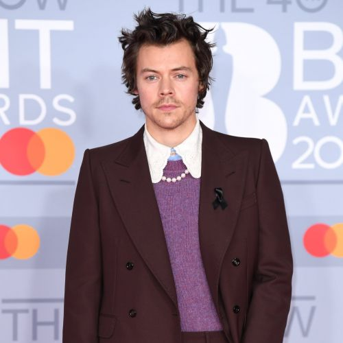 It Looks Like Harry Styles Is Preparing to Channel His Golden Glow Into a Beauty Brand