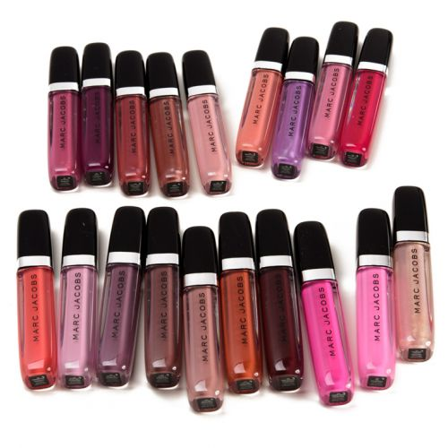 Best of Marc Jacobs Beauty Enamored Lipglosses