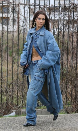 Bella Hadid's Street Style Proves She Can Make *Anything* Look Cool