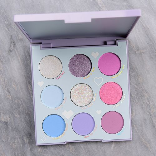 ColourPop In a Trance Palette Review & Swatches