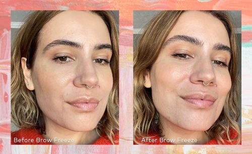 I Tried Anastasia Beverly Hills' Brow Freeze-Here's How It Holds Up
