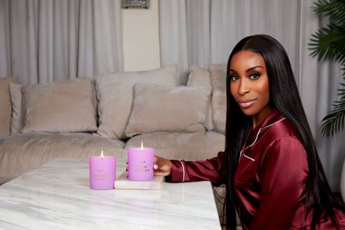 Jackie Aina Is Creating Space For Black Women To Enjoy Luxury, One Candle At A Time