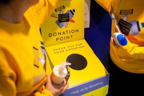 """Boots Partners With the Hygiene Bank to Install Donation Bins Because """"Being Clean Is Not a Luxury"""""""