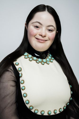 Gucci's Latest Beauty Campaign Stars Model With Down's Syndrome, Ellie Goldstein