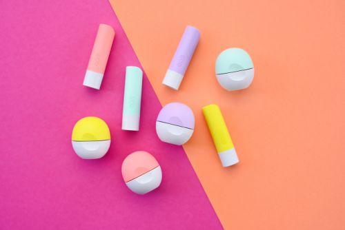 EOS' New Lip Balms Smell Like Self-Care Should Feel: EXCLUSIVE