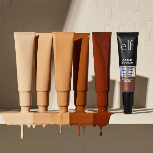 I Hated Wearing Foundation in the Summer - Until I Discovered e.l.f. Cosmetics Camo CC Cream