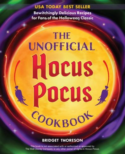 This 'Hocus Pocus' Cookbook Includes Recipes Better Than a Witch's Brew-Get It Here