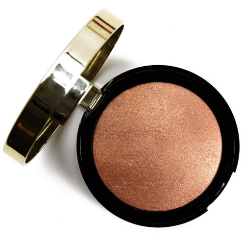 Milani Bronze Splendore Baked Highlighter Review & Swatches