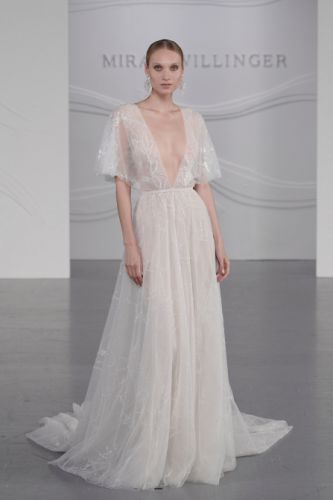 I Can't Stop Thinking About This Season's Dreamy Wedding Dress Trends