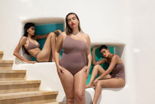 Girlfriend Collective Is Launching Chic Swimwear In Sizes Up To 6XL