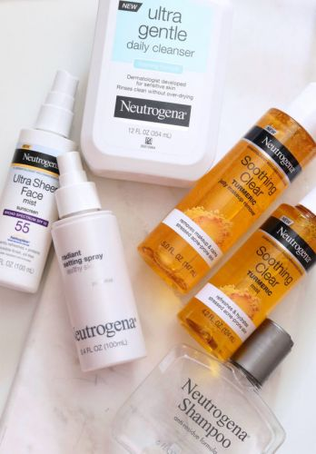 Summer Faves and Raves: Neutrogena Skin Care