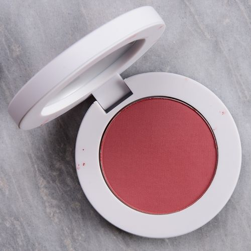 Makeup by Mario Wildberry Soft Pop Powder Blush Review & Swatches