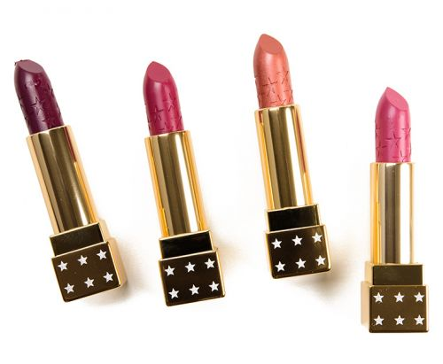 YSL Rouge Pur Couture Lipstick Swatches - Holiday 2019 & Zoe Kravitz