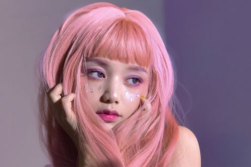 Realistic Pastel Wigs For Kawaii Girls