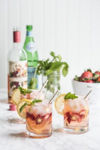 Healthy-Ish Summer Spritzer Recipes Sure to Get You Through the End of Summer