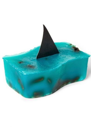 Lush's Shark Week Soap is Almost Too Cute to Use