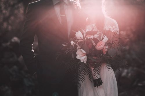 Rose Gold Wedding Theme For The Most Romantic Fall Ceremony