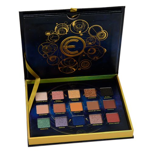 Urban Decay x Marvels Eternals Eyeshadow Palette Reviews & Swatches