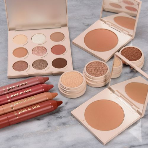 ColourPop Coconut Collection Swatches