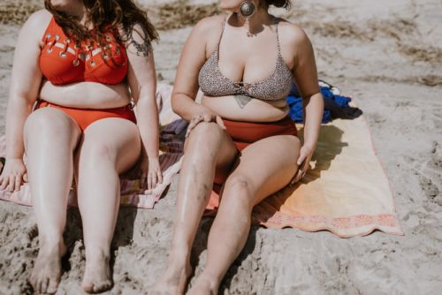 After Years Of Hiding My Body At The Beach, I'm Embracing My Bikini Belly